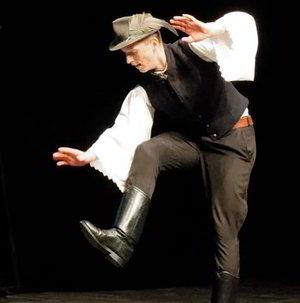 társkereső táncosok